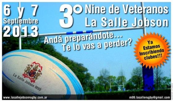Nine Veteranos La Salle