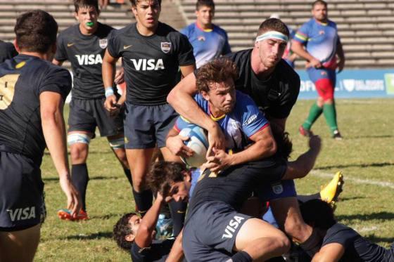 Créditos: Rugby Time Uruguay - UAR